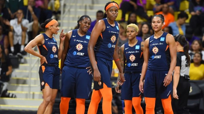 Connecticut Sun v Los Angeles Sparks – Game Three