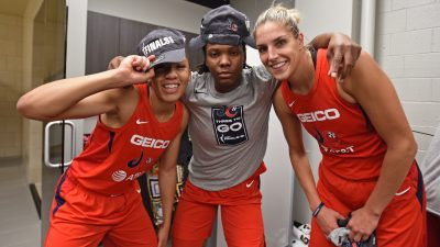 Washington Mystics v Las Vegas Aces – Game Four