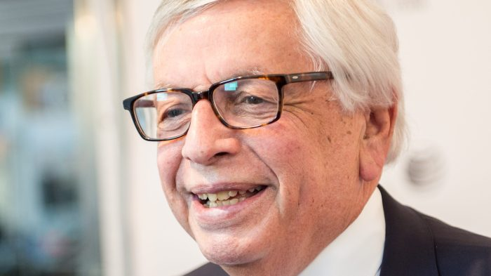 David Stern discusses the dress code, player power and the game today