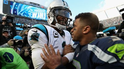 Divisional Round – Seattle Seahawks v Carolina Panthers
