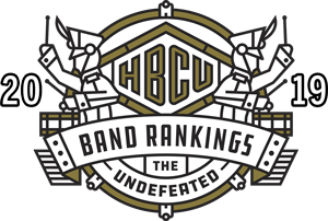HBCU Bands 2019 series logo