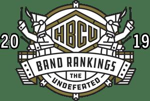 HBCU Bands 2019 series logo