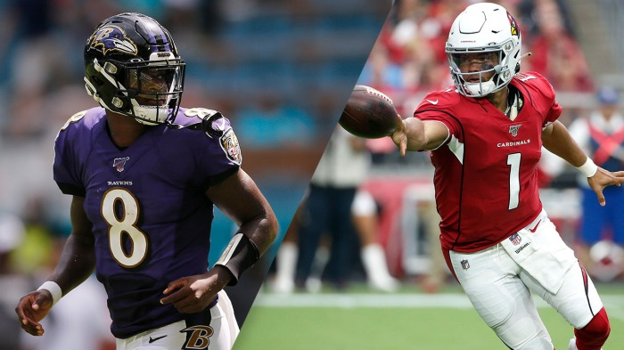 Why Lamar Jackson vs. Kyler Murray is a matchup for the ages
