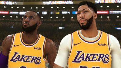 NBA2k20 photo