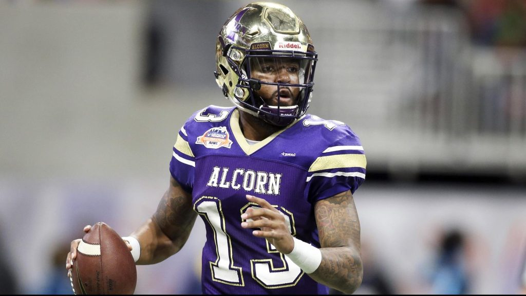 Alcorn State Has Three Of The Top Players In Hbcu Football This Season