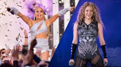 Shakira and JLo Super Bowl