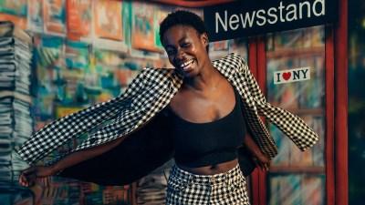 Malike Sidibe The Undefeated NYFW 2019
