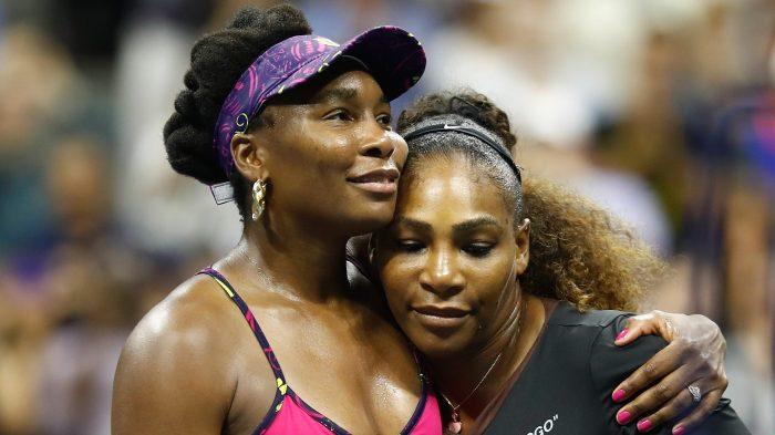 Venus showed Serena how to win