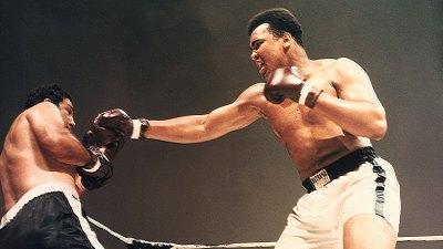 Muhammad Ali Boxing Rocky Marciano