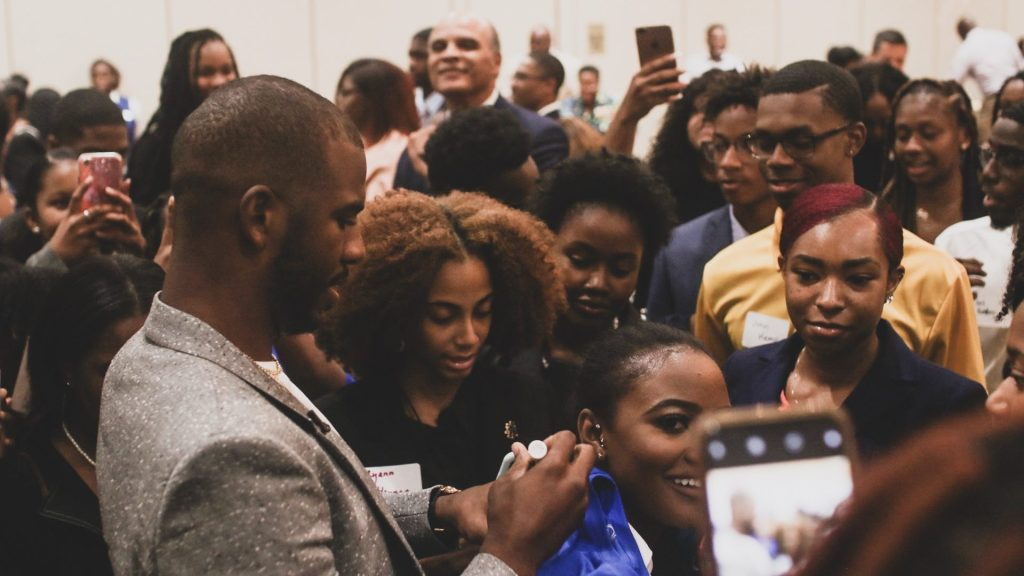 Chris Paul talks business, basketball and branding at North Carolina A&T