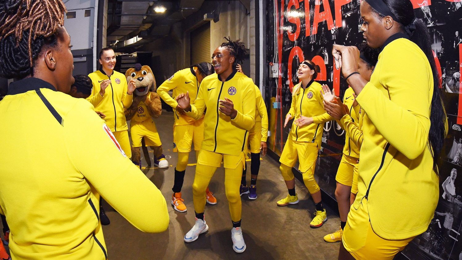 How Nneka Ogwumike became Madam President, the face of WNBA players