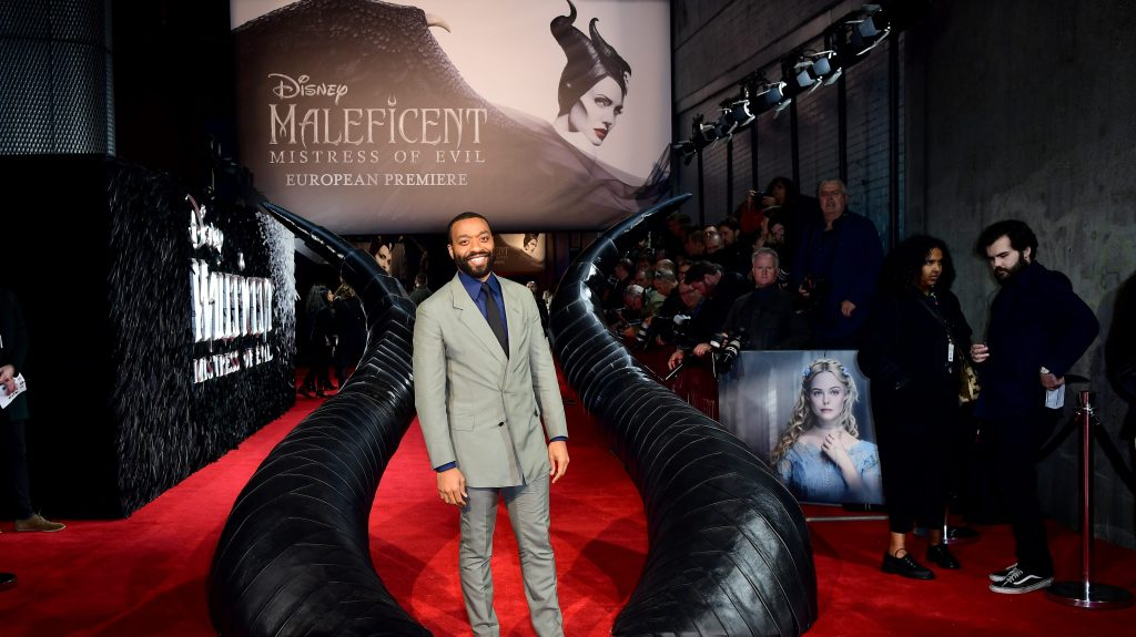 Chiwetel Ejiofor on bringing his 'Maleficent: Mistress of Evil' character to life