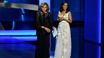 Diahann Carroll, Kerry Washington