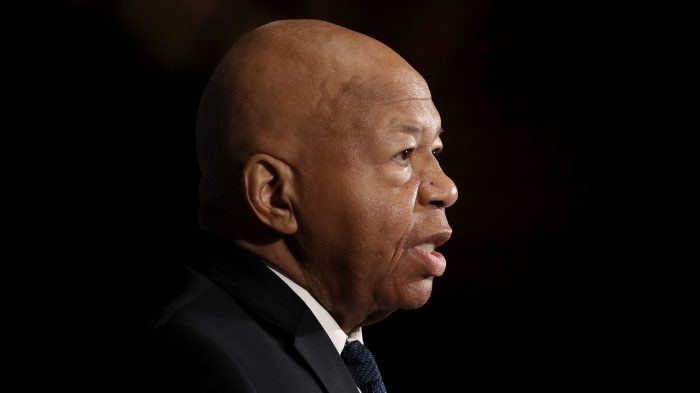 Rep. Elijah Cummings Discusses House Investigation Into The Trump Administration