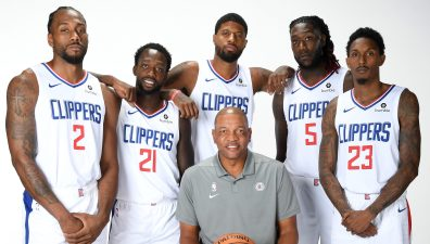 2019-20 LA Clippers Media Day