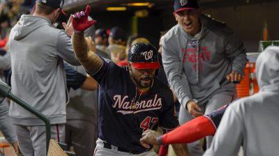 World Series 2019 Game 7 – Houston Astros at Washington Nationals