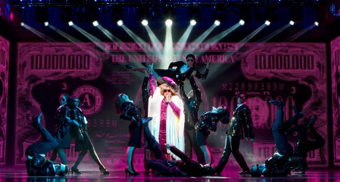 """Broadway's """"Ghost The Musical"""""""