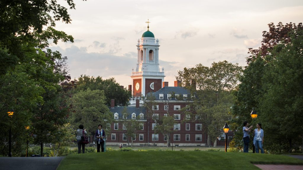 Harvard's black students using game against Howard to celebrate culture