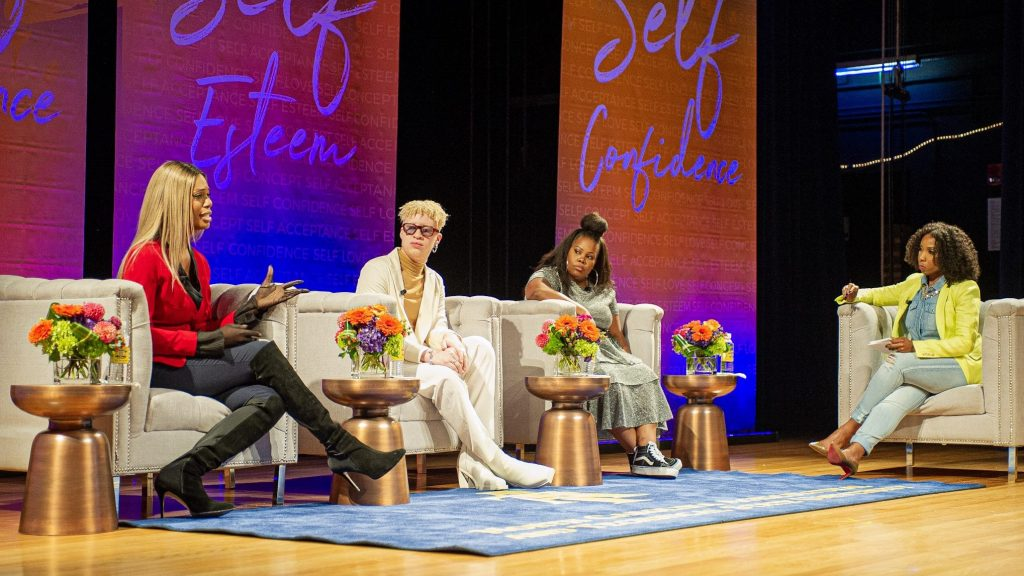 Laverne Cox, Shaun Ross and Amber Riley speak their truth to N.C. A&T students