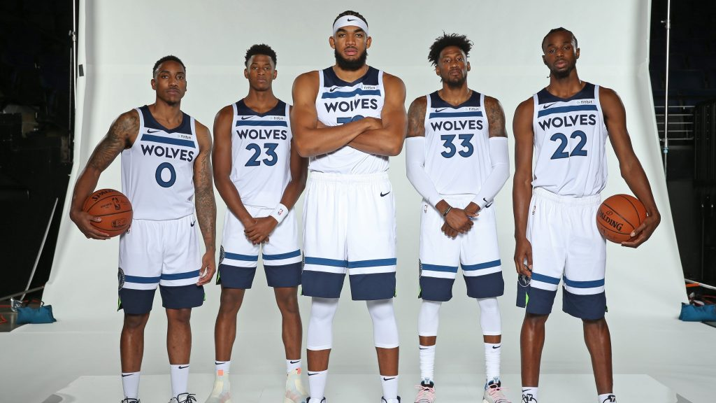 Karl-Anthony Towns: 'Keep sleeping on us'