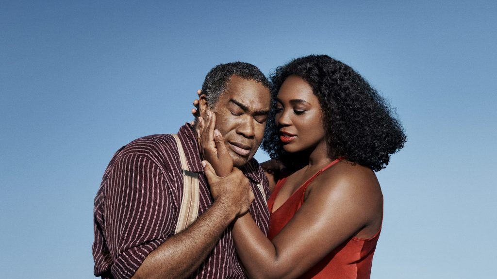 A new 'Porgy and Bess' raises old questions about race and opera