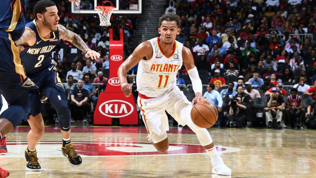 Trae Young gets schooled by Steve Nash: 'It's all about what he sees on the court'