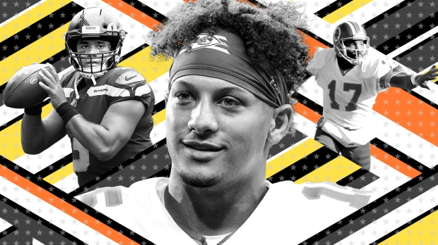 Rise of Black QBs
