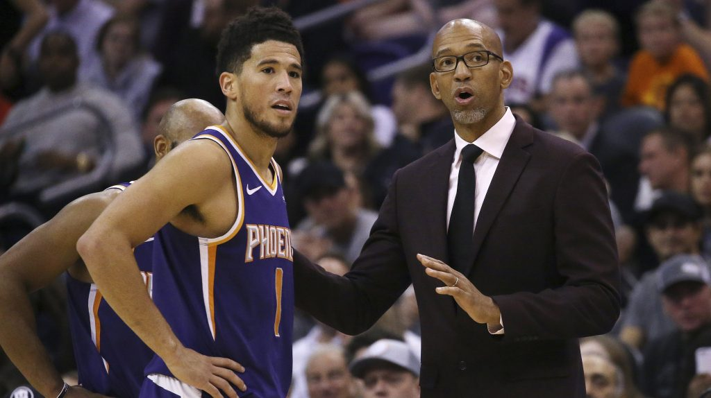 'It started with Monty': Devin Booker and Suns succeeding under new leader