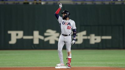 South Korea v USA – WBSC Premier 12: Super Round