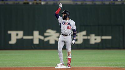 South Korea v USA – WBSC Premier 12: Super Round