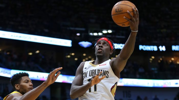 Jrue Holiday Gives Thanks For Family And Anthony Davis