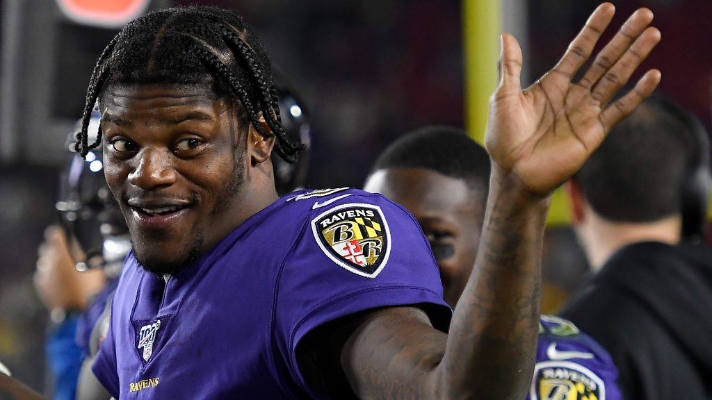 Game changer! NFL should move Lamar Jackson to primetime for rest of season