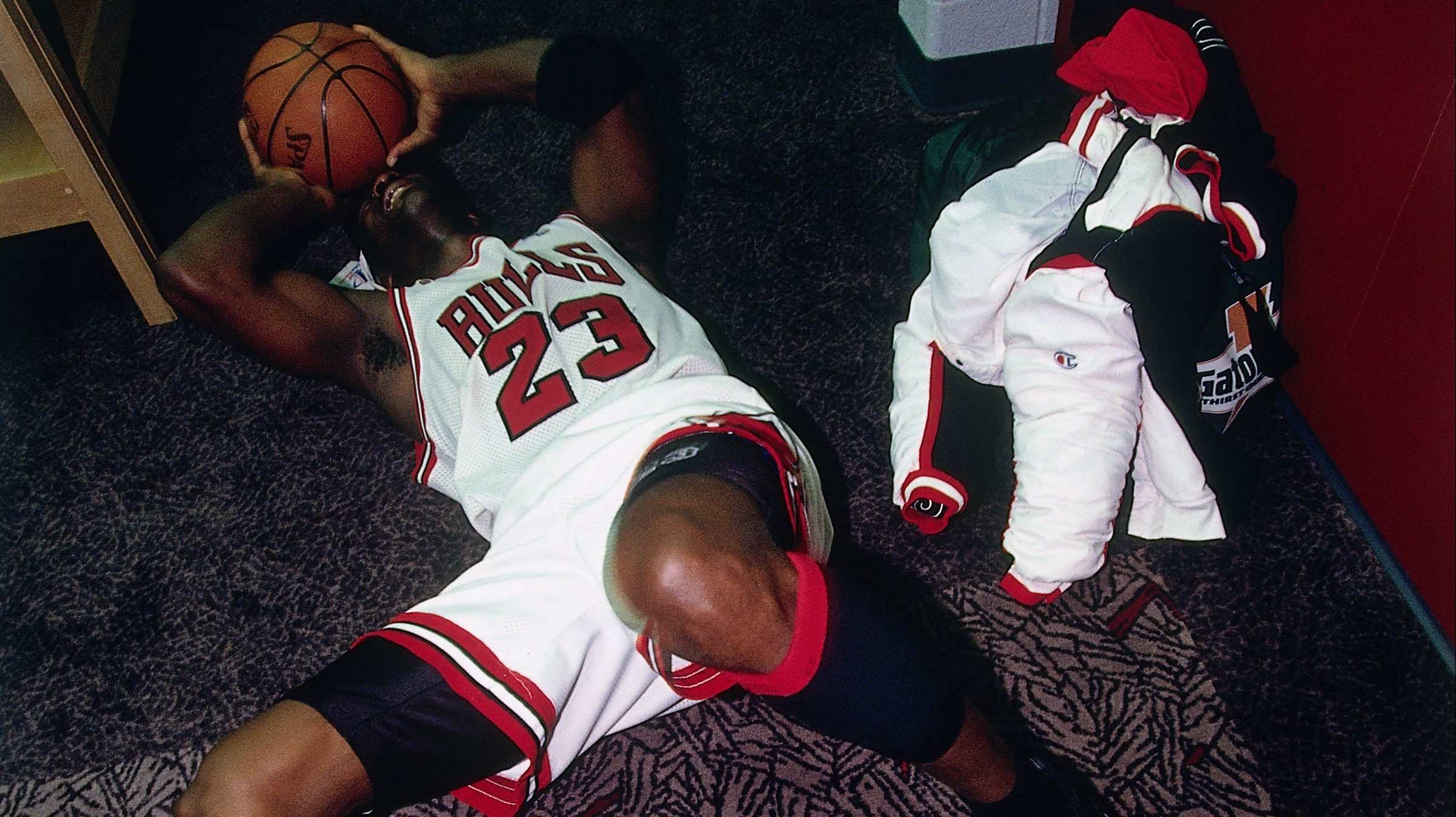 Behind the iconic moments when Michael Jordan wore the Bred