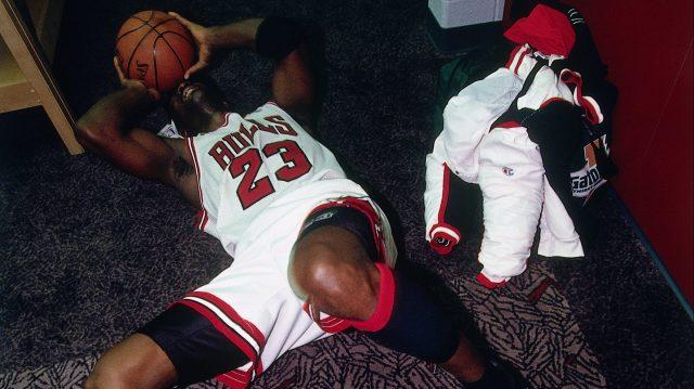 "the ""Bred"" Air Jordan 11s_LEAD"