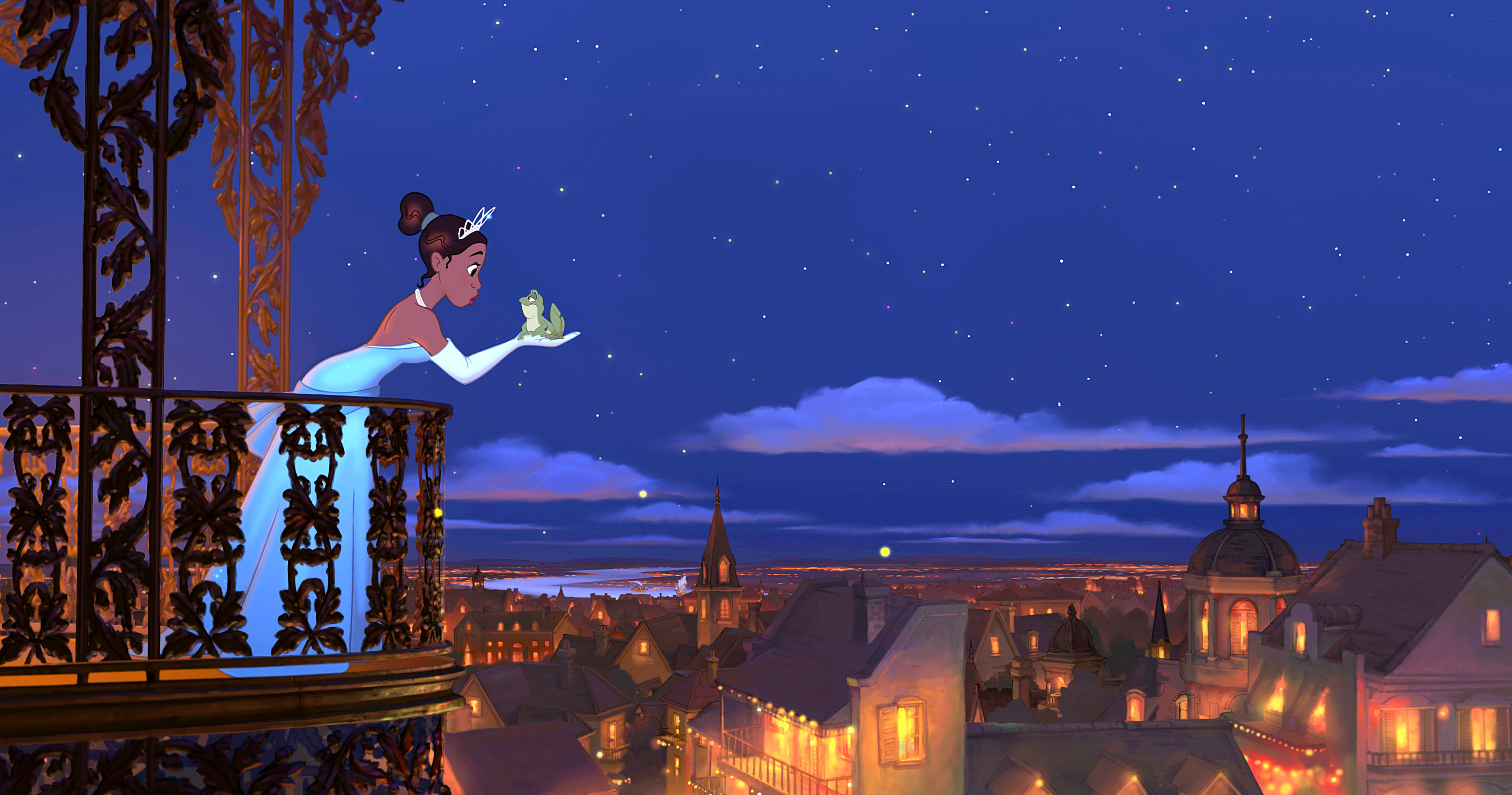 The Princess And The Frog Gave Black Girls Their First Taste Of