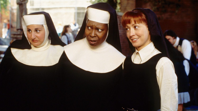 SISTER ACT 2: BACK IN THE HABIT, Kathy Najimy, Whoopi Goldberg, Wendy Makkena, 1993.© Buena Vista Pi