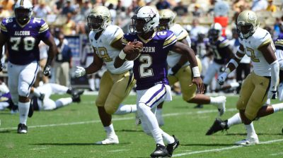 NCAA Football: Alcorn State at Georgia Tech