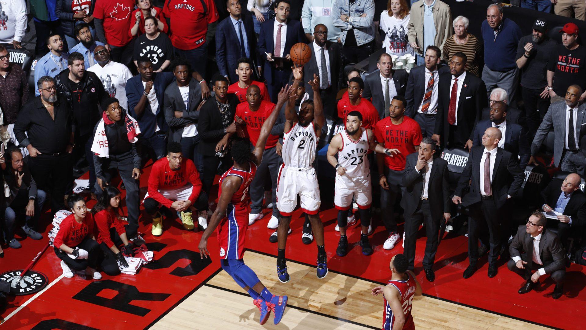 Eastern Conference Semifinals – Philadelphia 76ers v Toronto Raptors