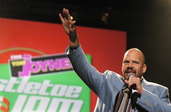 Tom Joyner's Mistletoe Jam Comes to Detroit – December 10, 2005