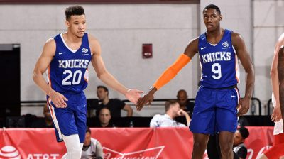 2019 Las Vegas Summer League – New York Knicks v Washington Wizards