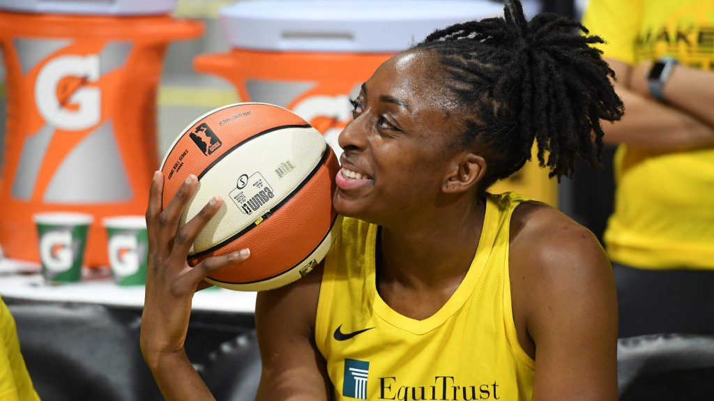 Landmark WNBA deal a victory for women of color in leadership