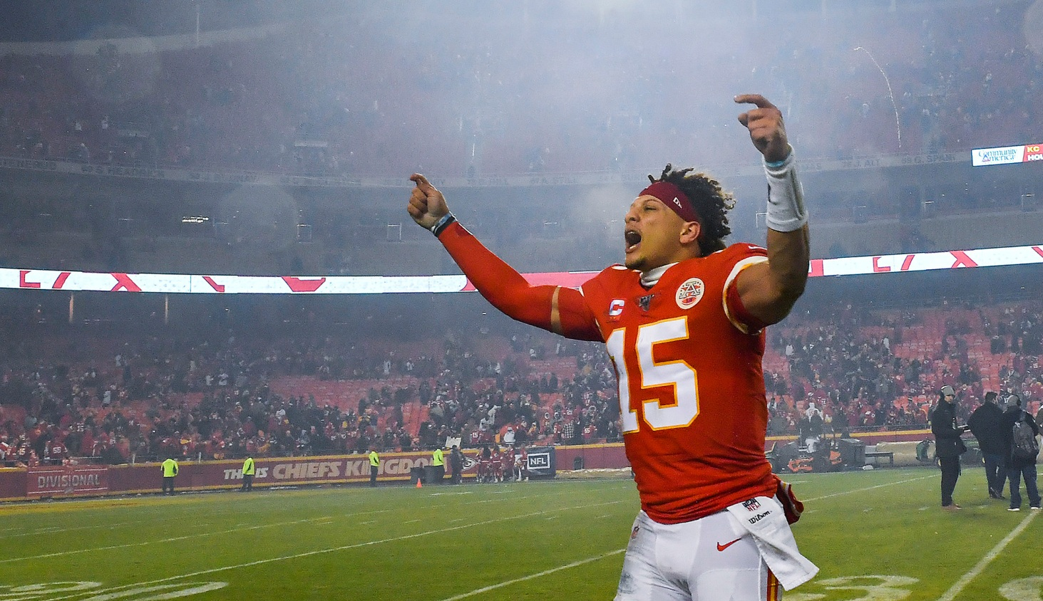 How will this Chiefs-Titans game differ from the first? Start with the quarterback.