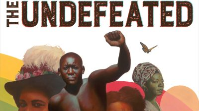 Kwame Alexander The Undefeated book cover