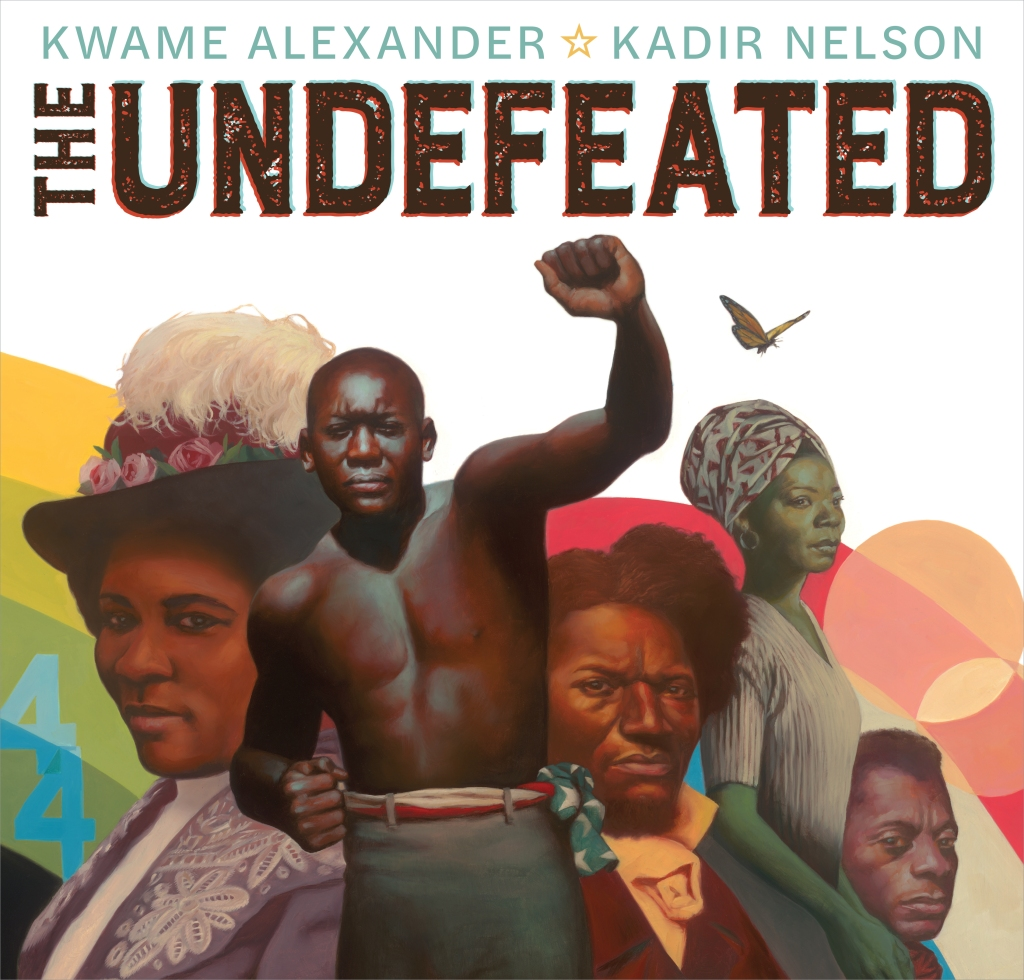 Children's book 'The Undefeated' wins Caldecott and two other awards