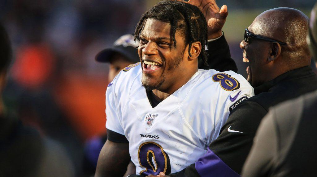 Ravens Quarterback Lamar Jackson On Being The Cover Athlete For Madden Nfl 21