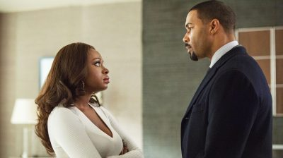 POWER,(from left): Naturi Naughton, Omari Hardwick