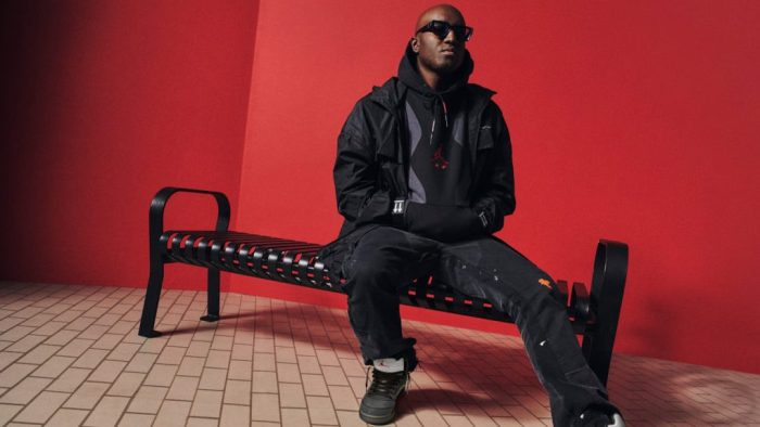 Virgil Abloh on the Off-White Air Jordan 5 and his journey collaborating with Nike