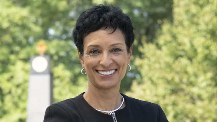 Bowie State president recognizes she's part of black history