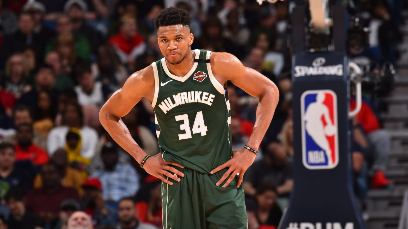 Giannis Antetokounmpo wants to represent best of both worlds