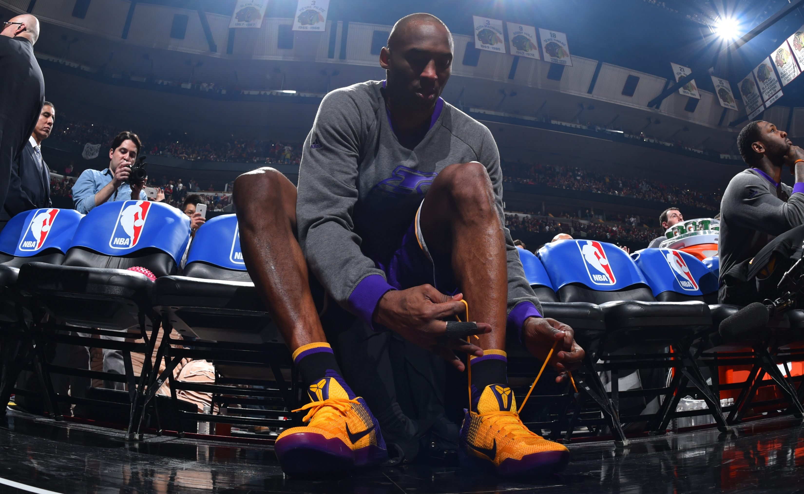 How the NBA has mourned Kobe Bryant